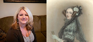 Guest post: Amanda Glaze, for Ada Lovelace day