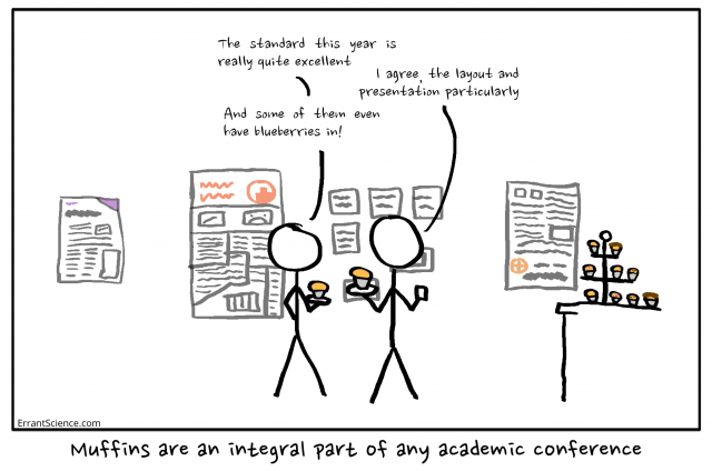 How to prepare an academic poster: a terrible guide that no one should follow…