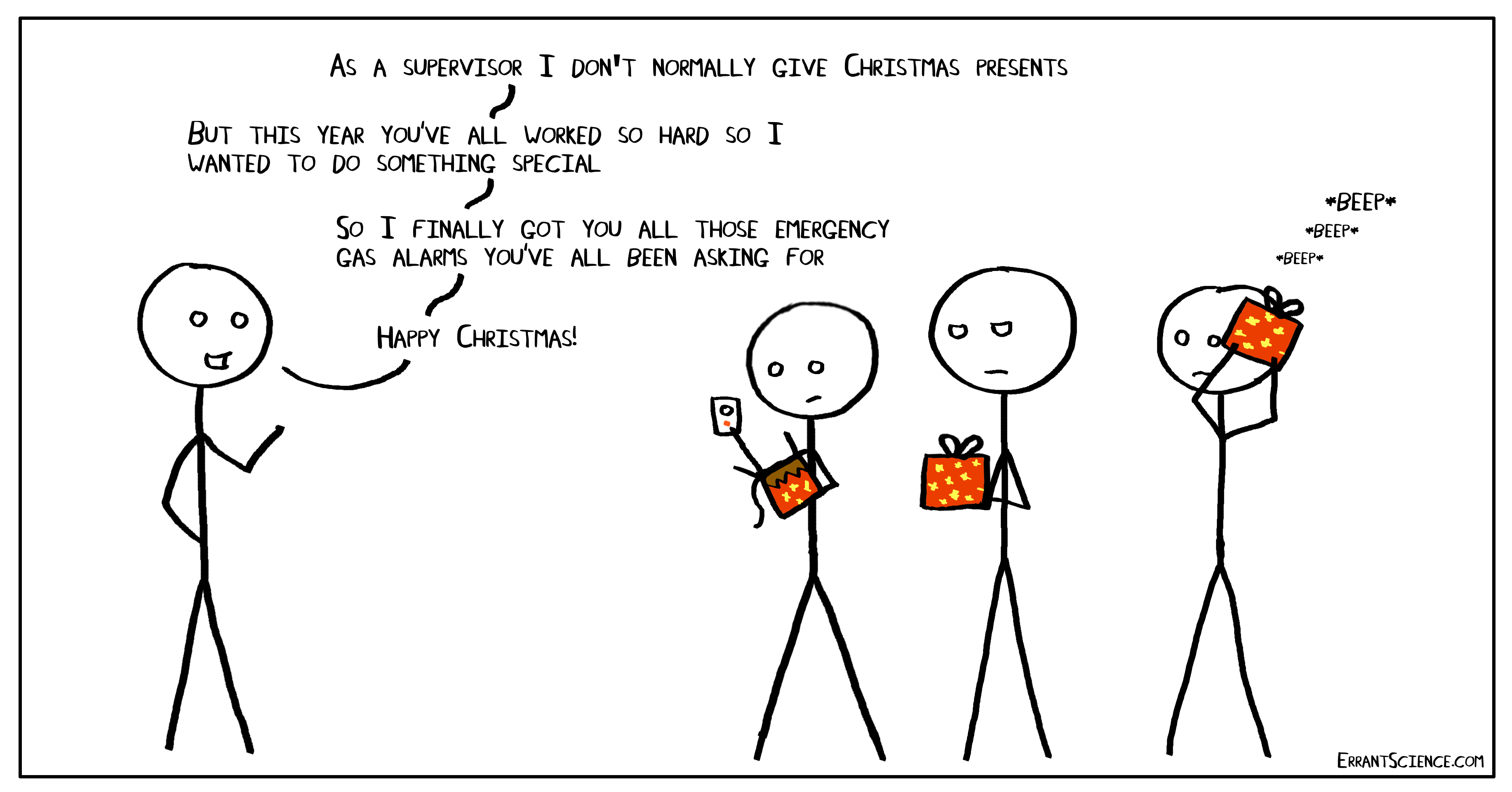 Gift ideas for the research scientist in your life – ErrantScience