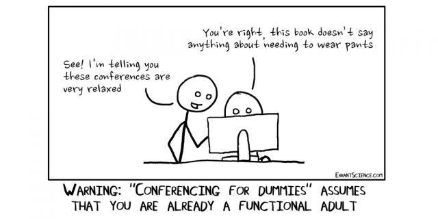 Conferencing for dummies